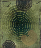 Rings Series No. 70 Monoprint
