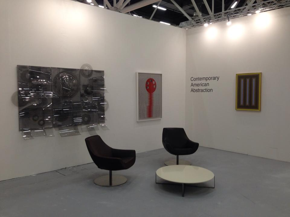 Orna Feinstein at Artefiera