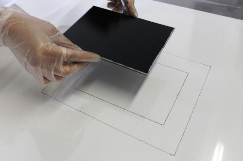 Making A Monoprint By Orna Feinstein